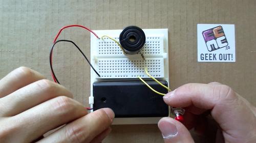 Digital camera is an IR detector